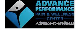Chiropractic Aurora IL Advance Performance Pain & Wellness Center Logo